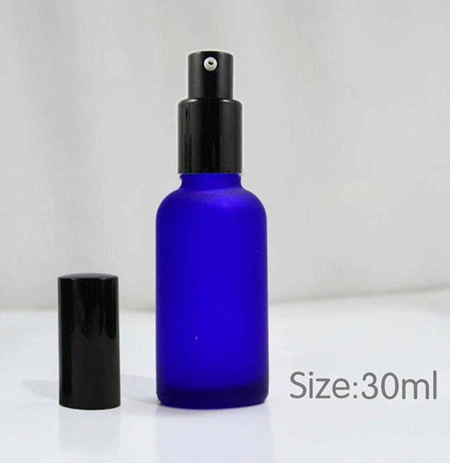 Alta calidad libre 30 ml mate botella de cristal al por mayor 4 ...