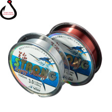 Brand 100M Monofilament Nylon Ice Fishing Line Rope WireHigh Quaility Material Fishing Accessories  Equipment YG-07