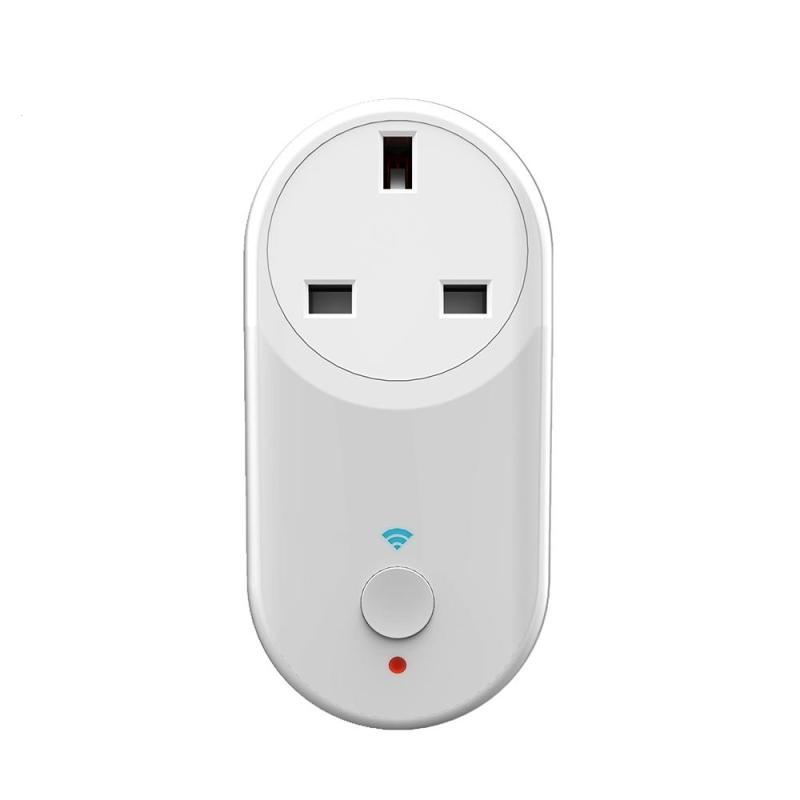16A AC 100 240V WiFi Smart Plug Home Smart Socket App