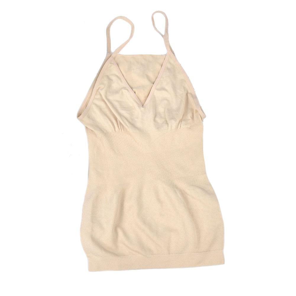 6a434eedd100b Shapewear US Women Slimming Tank Top Cami Shaper Body Shape Tummy Control  Shapewear Vest Women s Clothing