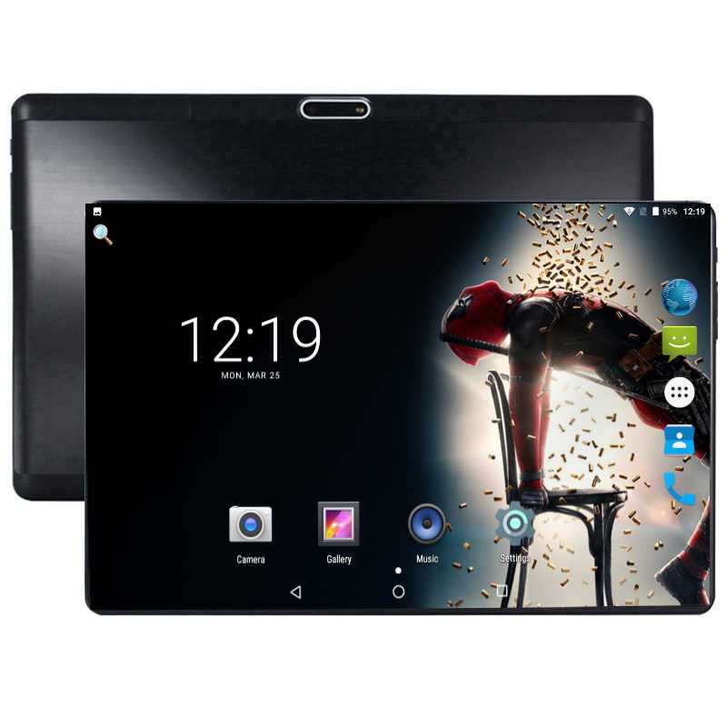 2019 New Hot 10 inch tablet PC Octa Core 4GB RAM 64GB ROM Dual SIM Unlocked 3G 4G LTE WiFi Bluetooth Android 8.0 Tablets 10.1