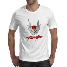 Tekkaman Blade T Shirt Space Knight Casual Fashion Design T-shirt Punk Anime Print Unisex Tee