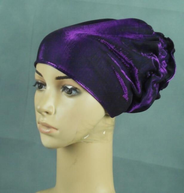 Wholesale 10pcs/lot Cortton Floral Solid Muslim Skullies Beanies Hats Caps Casual Headdress For Women Ladies Paisley Headscarf skullies