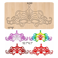 An crown cutting  dies 2019 new die cut & wooden Suitable for common machines on the market