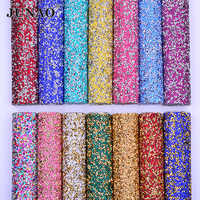 JUNAO 24 Colore Hotfix Rhinestone Multicolore Tessuti A Maglia di Cristallo Trim Ribbon Resina Strass Applique per i Monili di DIY Artigianato