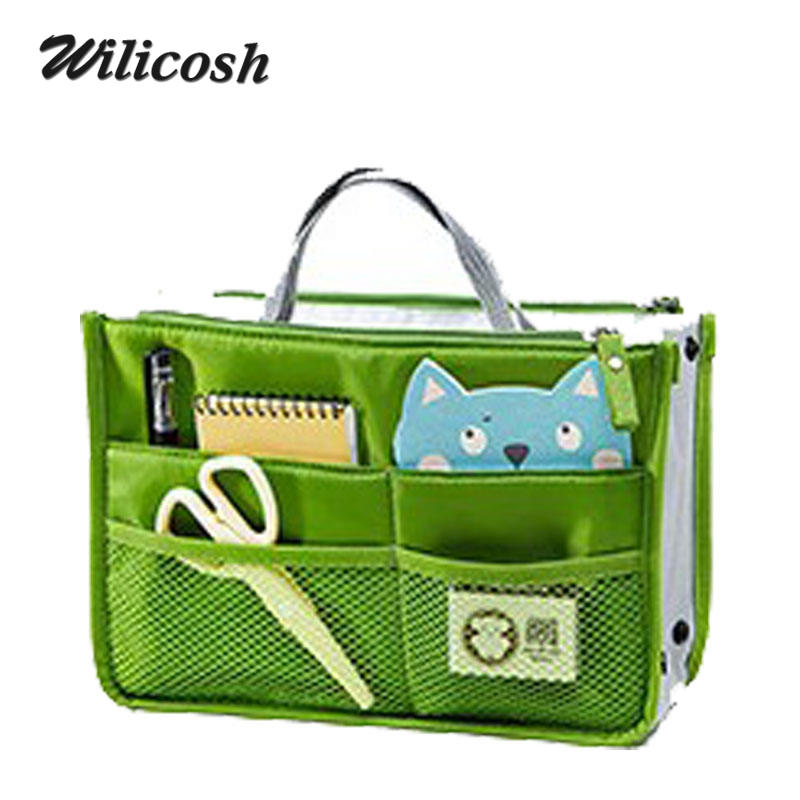 2016 Multifunction Nylon Makeup Organizer Bags For s