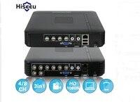 Hiseeu AHDNH 1080N 4CH 8CH CCTV DVR Mini DVR For CCTV Kit VGA HDMI Security System