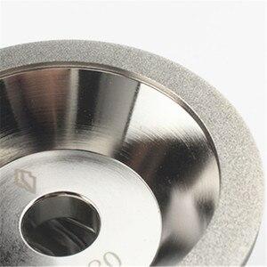 Image 2 - Алмазный шлифовальный круг диаметром 100 мм, инструмент для фрезерования, наконечники из карбида вольфрама