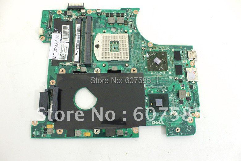 N4010 Laptop Mother Main board For Dell Non-integrated DDR3 CG4C1 35 days warranty Free shipping
