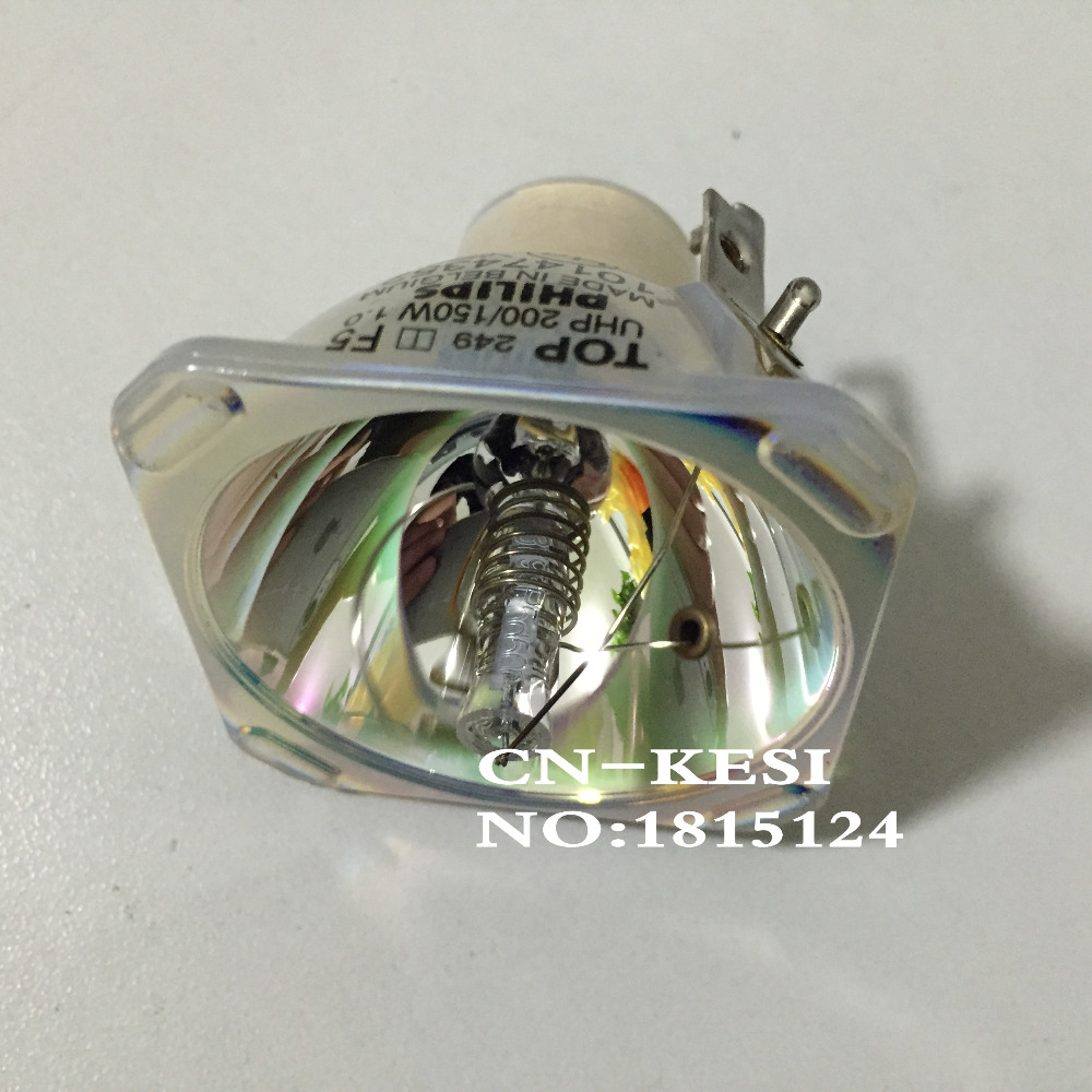 Original Bare bulb 5J.J1S01.001 For BENQ MP610,W100,MP620P,MP610-B5A Projector(180 day warranty) original projector lamp 5j j1s01 001 for benq mp620p w100 mp610 mp610 b5a projectors