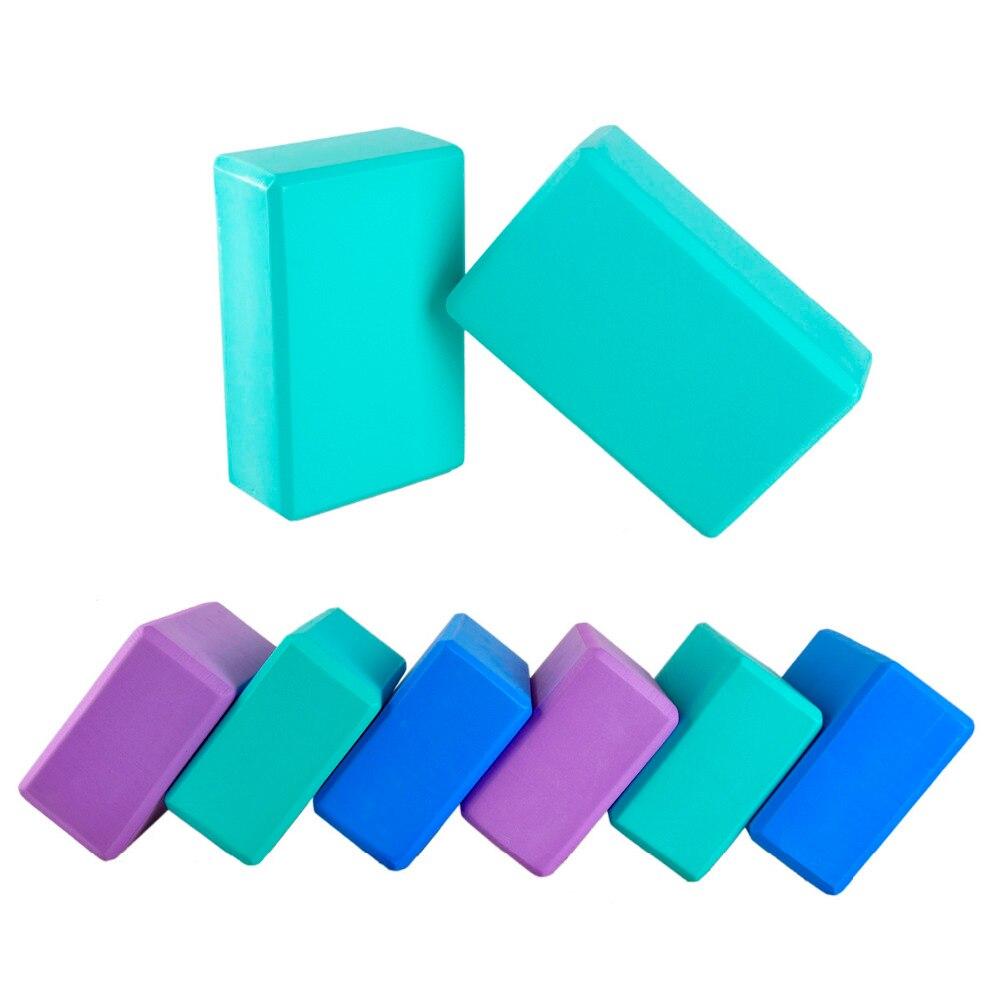 Yoga Block Density: Aliexpress.com : Buy 7.6*15*22.5 Yoga Blocks High Density