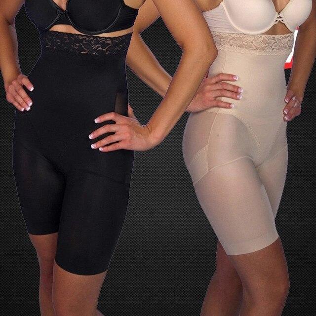 100pcs/Plus Size High Waist Women Body Control Seamless Shaper Slimming Pants