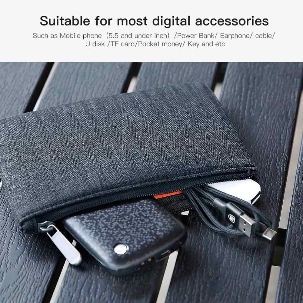 Baseus Портативный чехол для мобильного телефона сумка для iPhone samsung Xiaomi huawei сумка чехол для сотового телефона аксессуары сумка для хранения