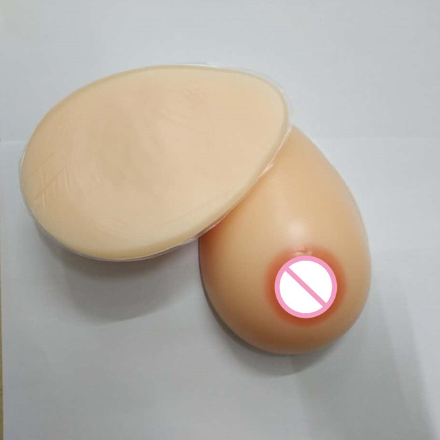 Big Cup Top Quality Silicone Breast Forms for Men Artificial Breasts  Crossdresser Shemale Silicone Breasts Bra Can Match with e2c24a772