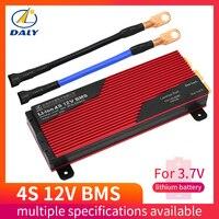 3,6 V 3,7 V 4S 200A литий ионная литиевая батарея 18650 плата защиты зарядного устройства BMS 12,6 V модуль защиты зарядки