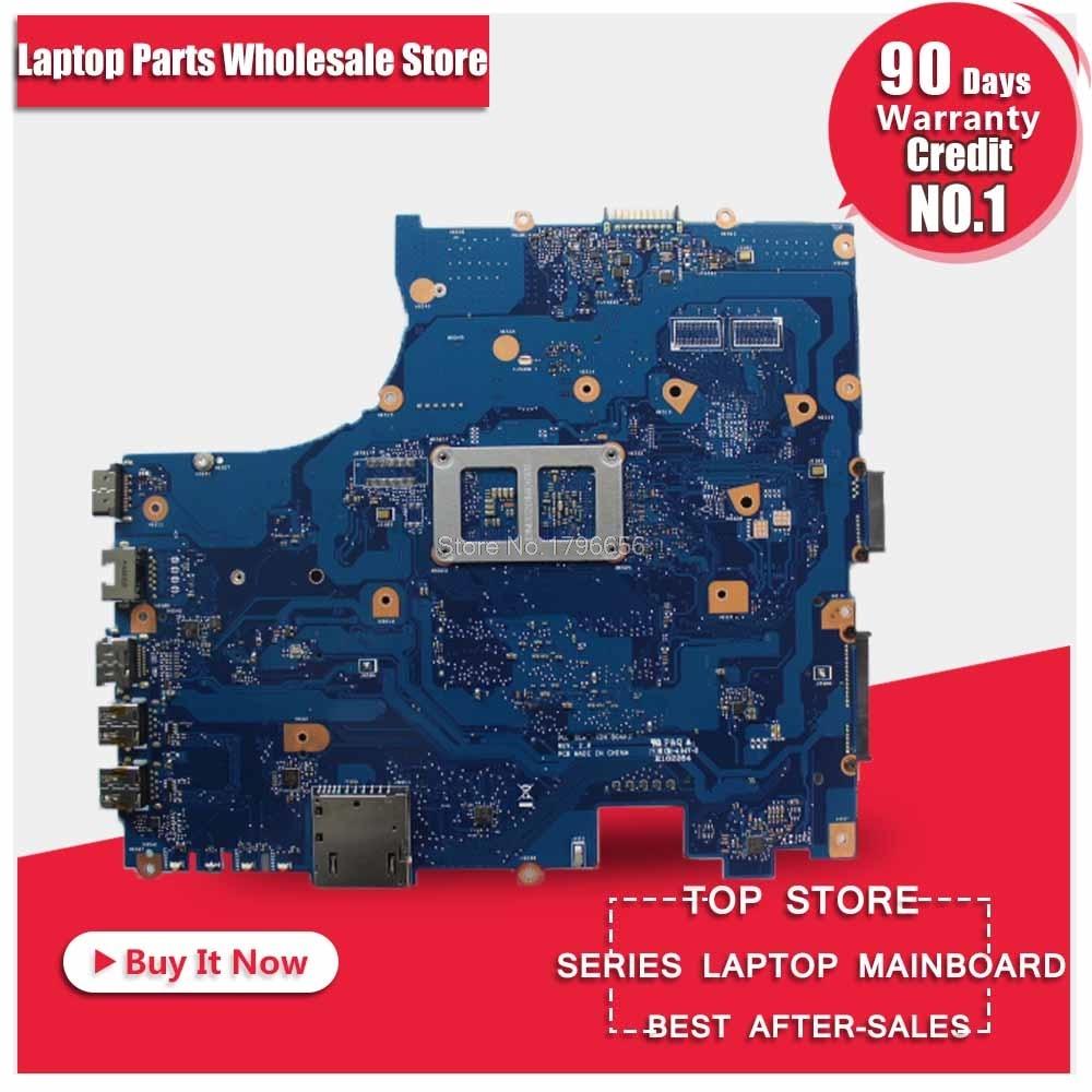 PU551LA 2957U For asus PRO551L PU551L PU551LA laptop motherboard PU551LA rev 2.0 motherboard 100% tested free shipping
