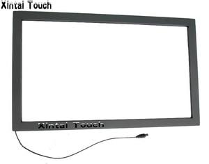 """Image 5 - Ücretsiz kargo! Xintai dokunmatik 65 """"çoklu IR dokunmatik ekran yerleşimi 10 20 puan kızılötesi dokunmatik panel çerçeve, sürücü ücretsiz, tak ve çalıştır"""