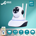 Mini Pan / Tilt Wireless IP Camera Wifi 720P HD CCTV for Home P2P Security Surveillance Two-Way Audio 32GB SD Card Mobile APP