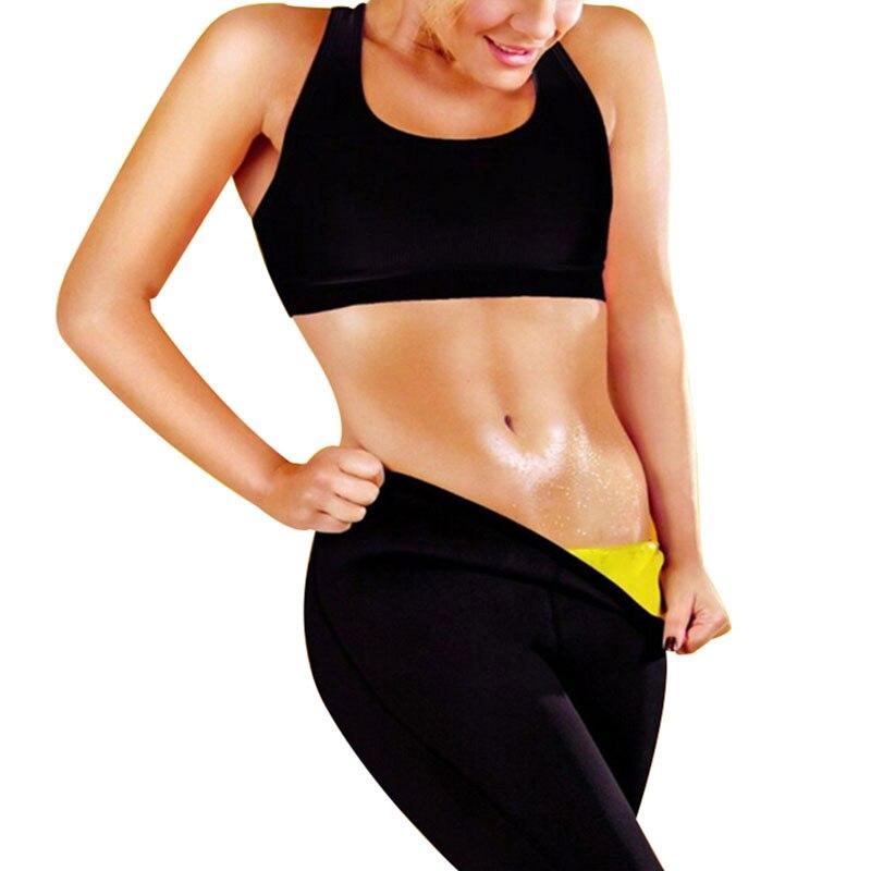 ZEROBIKE Women Shaper Tights Pants Neoprene Body Shaping Control Burning Fat Abdominal Slimming Fitness Sports Underwear S-XXXL
