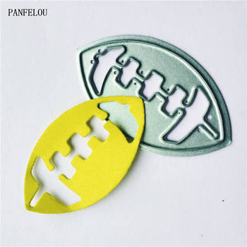 PANFELOU association ball Scrapbooking DIY album Easter wedding cards paper die metal craft stencils punch cuts dies cutting image
