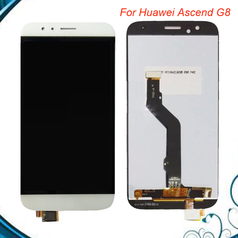 100% Tested OK For Huawei Ascend G8 LCD Touch Screen For Huawei Ascend G8 Display Digitizer Assembly Replacement Parts IN stock100% Tested OK For Huawei Ascend G8 LCD Touch Screen For Huawei Ascend G8 Display Digitizer Assembly Replacement Parts IN stock