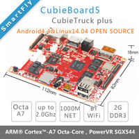 Cubieboard5 Cubietruck Plus Cubieboard 5 H8 Development Board Android Linux Board With HDMI DP Display Output