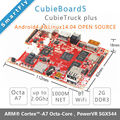 cubieboard 5 cubietruck plus CB5 Development Board Android Linux demo board with HDMI DP Display open H8 Cortex-A7 octa core