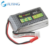 Lithium-ion Power11.1V 900MAH 25C Li-Po Battery Pack For Quadcopter RC Helicopter