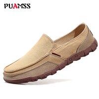 2017 New Men Canvas Shoes Men S Fashion Solid Comfortable Casual Shoes Men Lace Up Light