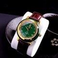 Мужские часы  высококачественные  украшенные драгоценными камнями подарочные часы для пары  античные нефритовые часы  мужские классически...