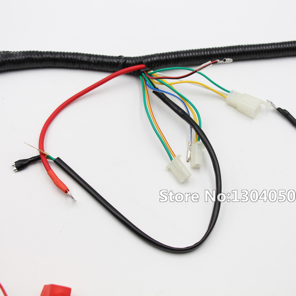 6 Pin Wiring Harness Scooter | Wiring Liry  Pin Wiring Harness Scooter on 6 pin ignition switch, 6 pin transformer, 6 pin power supply, 6 pin throttle body, 6 pin voltage regulator, 6 pin wiring connector, 6 pin connectors harness, 6 pin switch harness, 6 pin cable,