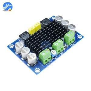Image 4 - 100W TPA3116D2 Mono Verstärker Vorstands Klasse D 12V 26V Digitale Audio Power Verstärker Sound Board AMP
