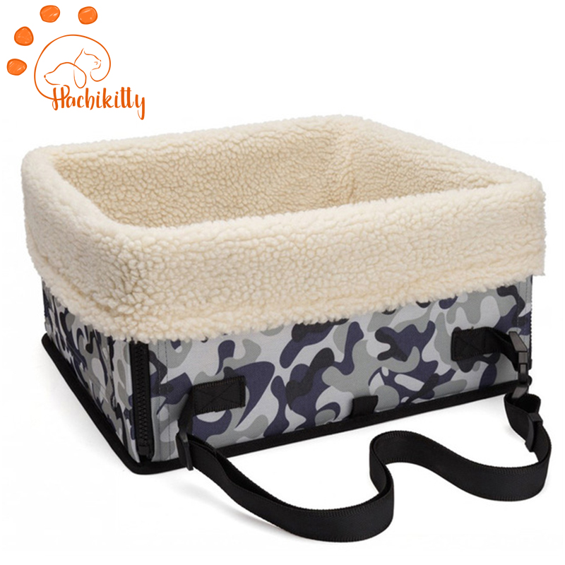 Portable Dog Bag Car Carrier Box For Small Dog Chihuahua Colorful Cat Safety Supplies Carrier Outing Backpack Pet Product PY0019