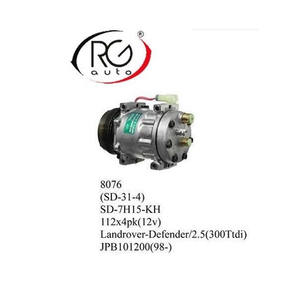 Good performance Auto A/C Compressor for Renault Defender