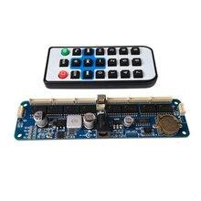 DIY in12 in14 in18 QS30-1 Nixie трубка цифровой светодиодный подарок часы монтажная плата комплект PCBA без трубок