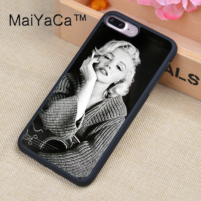 coque iphone 8 marilyn monroe