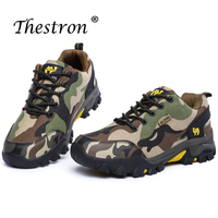 2019 New Hiking Shoes Men Outdoor Trekking Sneakers Couples Autumn Winter Mountain Boots Men Women Camo Climbing Shoes