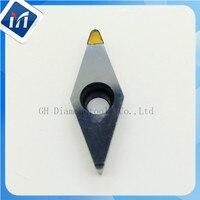 Моно Кристаллический алмаз MCD Совет токарный инструмент ЧПУ Вставки VCGT DCGT11T302 VBGW