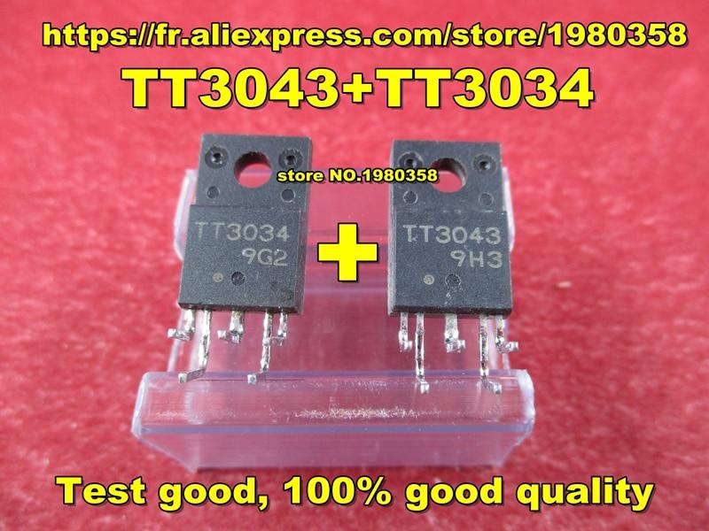 TT3043 1PCS+TT3034 +1PCS Test Good, 100% Good Quality