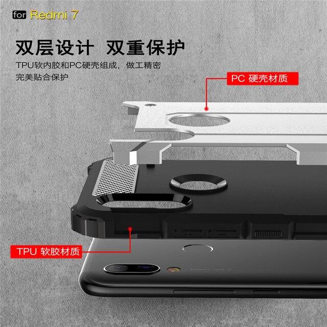 For Xiaomi Redmi Series For Redmi 7 6 Pro 5A 6A S2 GO Cover Silicone Rubber Phone Case For Redmi 3s 3 pro 4X 4A 4 Prime Fundas