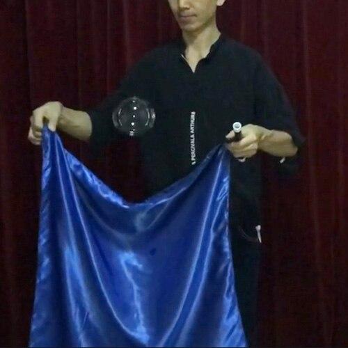 Zombie bulle Ball (pas de liquide) tours de magie incroyable scène Illusions magiques Gimmick jouets classiques pour magiciens professionnels