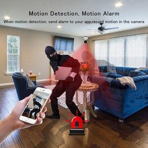 Image 5 - 홈 보안 베이비 모니터 와이파이 IP 카메라 무선 베이비 카메라 오디오 기록 비디오 보모 카메라 720P HD 야간 베이비 전화