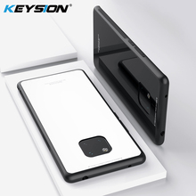 KEYSION Tempered Glass Phone Case For Huawei
