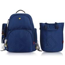 (3 pcs/ensemble) école sacs ensembles teenage filles crayon cas estojo escolar adolescente garçon école sacs à dos enfants bookbag déjeuner boîte cas