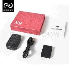 Envío libre N9 GSM Espía Sim Activada Por Voz auto Dialer Monitor Personal Mini con USB Cargador de Alarma en tiempo Real Dispositivo de escucha