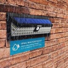 MPOW 54 LED Wall Wide Angle Sensor Solar Lights