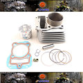 2014 Motorcycle Cylinder Kit for LONCIN LX200 CB200 Air- Cooling Free Shipping!