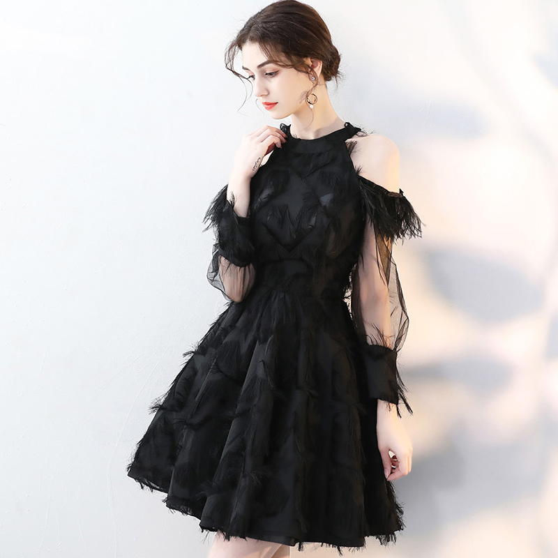 New Vintage Celebrity Dresses Plus Size Full Sleeve Embroidery vestido de festa 2018 Red Carpet Dresses Sereia Dress Elegent