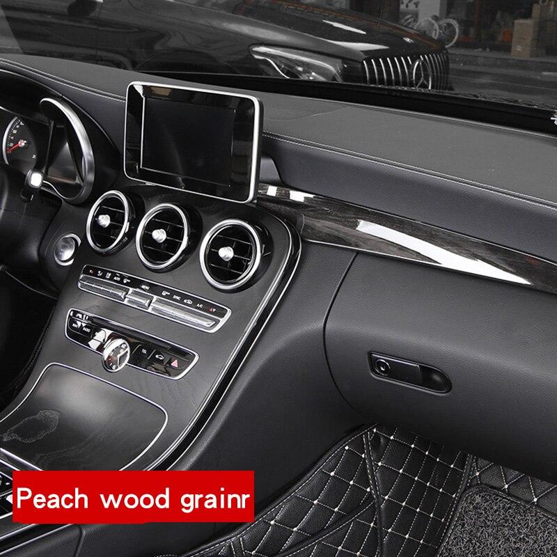 For 2015 2019 Mercedes Benz Class C W205 Amg C63 Glc X253