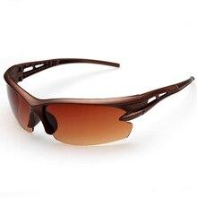 Óculos de sol à prova de explosão, óculos de esportes ao ar livre masculinos, bicicletas, carros elétricos, motocicletas, óculos à prova de vento